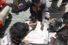Child Friendly Spaces in Yemen
