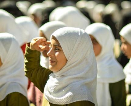 ADVOCATES FOR CHILDREN'S RIGHT AT FALAH SCHOOL