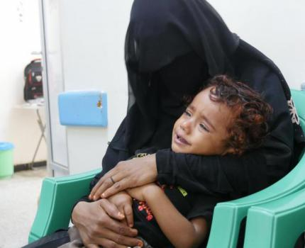 YEMEN CHOLERA OUTBREAK: 100,000 CHILDREN INFECTED SINCE START OF 2019