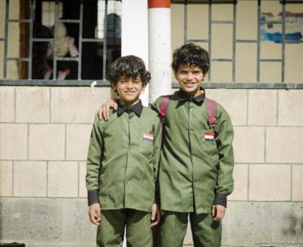 YEMEN - THE DESPERATE PLIGHT OF NEARLY 10 MILLION CHILDREN STILL LARGELY IGNORED