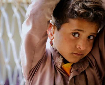 YEMEN: The children torn apart by airstrikes