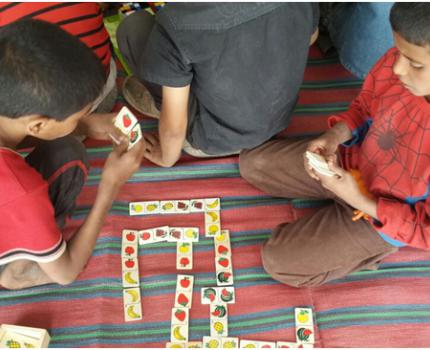 Save the Children starts a Mobile team for Child protection activities in Sana'a