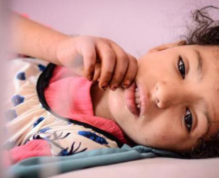 MILLIONS OF YEMENI CHILDREN FACING TRIPLE THREAT OF CHOLERA, MEASLES & MALNUTRITION